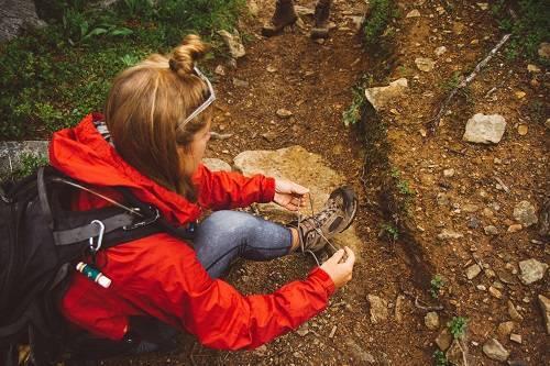 Comment faire de la randonnée pédestre - nous randonnons