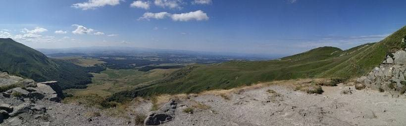 randonner au puy de sancy mont dore - site de randonnée
