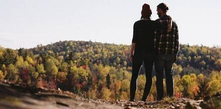 Faire un voyage à deux en couple - nousrandonnons