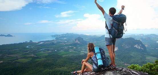 Comment voyager en couple ? - nousrandonnons