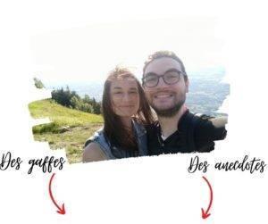 Florian & Alicia - nous randonnons