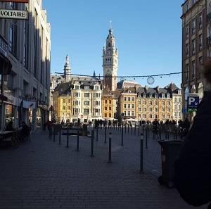 Quoi faire à Lille visite grand place - nous randonnons