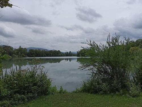Randonnée jusqu'au lac Salzbourg - nous randonnons