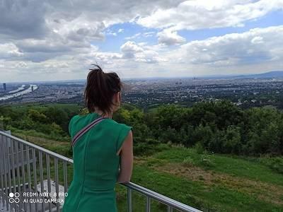 Randonnée Vienne Autriche - nous randonnons