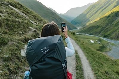 site et blog de randonnée