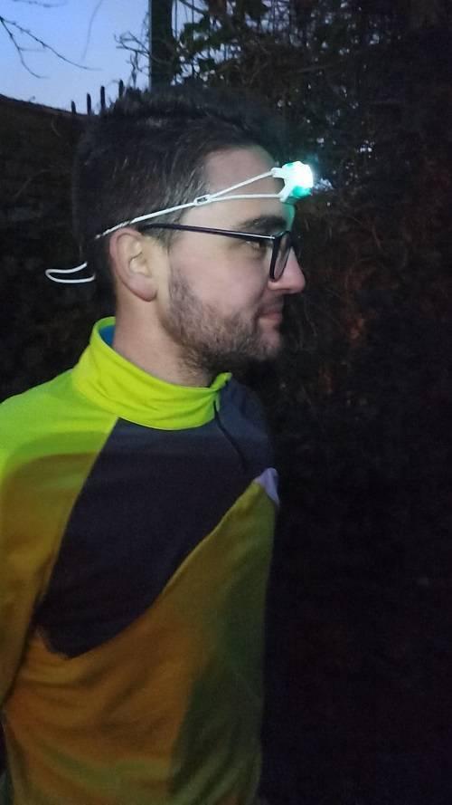 Test matériel : lampe frontale randonnée - nous randonnons